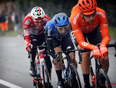Enkel Černý blijft Victor Campenaerts voor in derdelaatste rit in Giro
