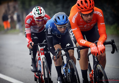 Drie Belgen in top zes in Giro: Campenaerts, Armée en Keisse stuitten op nog sterkere CCC-renner