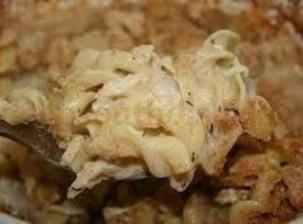 Chicken Noodle Casserole Recipe