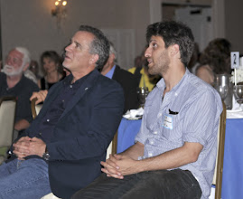 Photo: Miko Peled and nephew Elik Elhanan