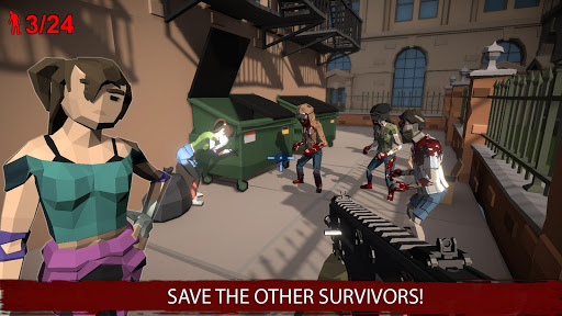 UTLAS Zombie Shooter Game Free apkdebit screenshots 5