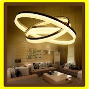 تصاميم أضواء السقف APK