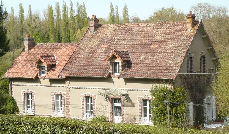 Maison avec jardin et terrasse Rémalard