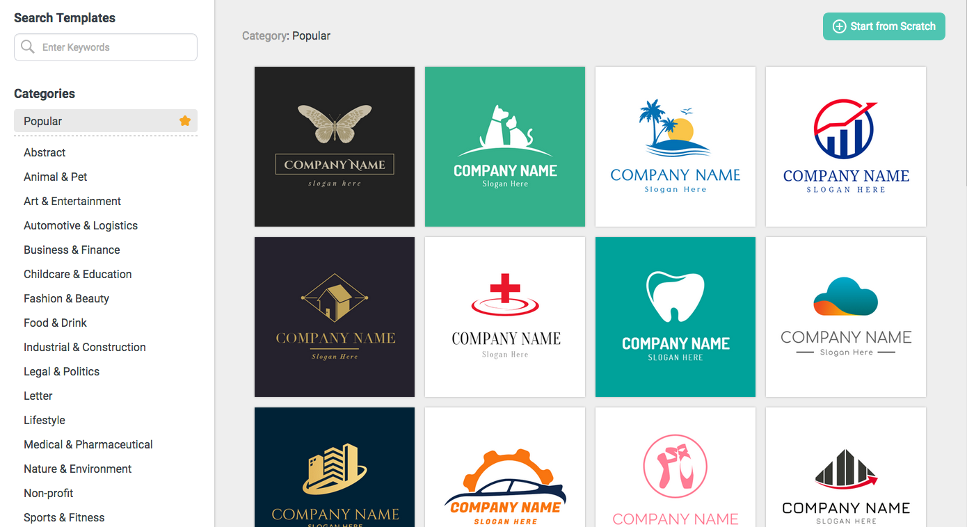 How to Create Professional Logos Using DesignEvo
