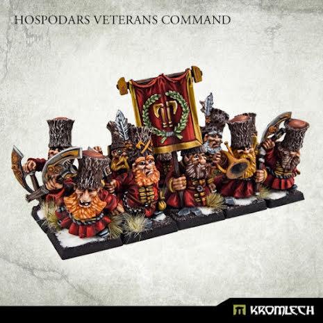 Hospodars Veterans Command
