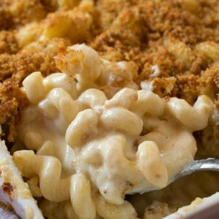 Perfect Macaroni and Cheese.