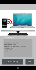 Enable Tethering 1.0.8