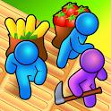 Farm Land: Farming Life Game icon
