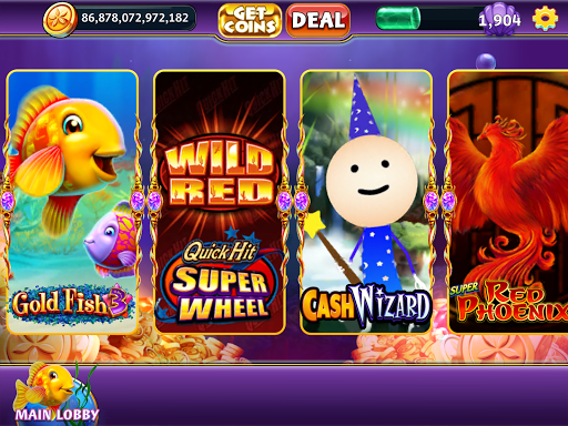 Gold Fish Casino Slots – Free Online Slot Machines - screenshot
