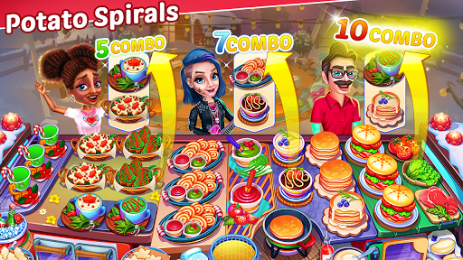Christmas Cooking : Crazy Restaurant Cooking Games 1.4.36 screenshots 2