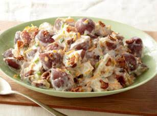 Steakhouse Potato Salad Recipe