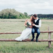 Wedding photographer Sasha Khomenko (Khomenko). Photo of 03.06.2017