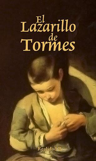 EL LAZARILLO DE TORMES - LIBRO