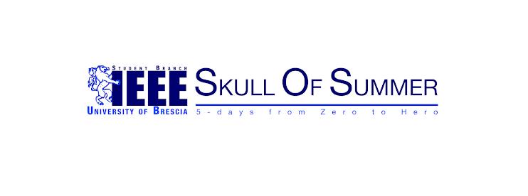 Banner Skull Of Summer 2017