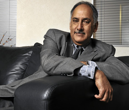 Confronting the realities: Banking Association SA MD Cas Coovadia says the body is not in favour of a legislated change in debt obligations for consumers. It will speak at a parliamentary hearing next week. Picture: ROBERT TSHABALALA
