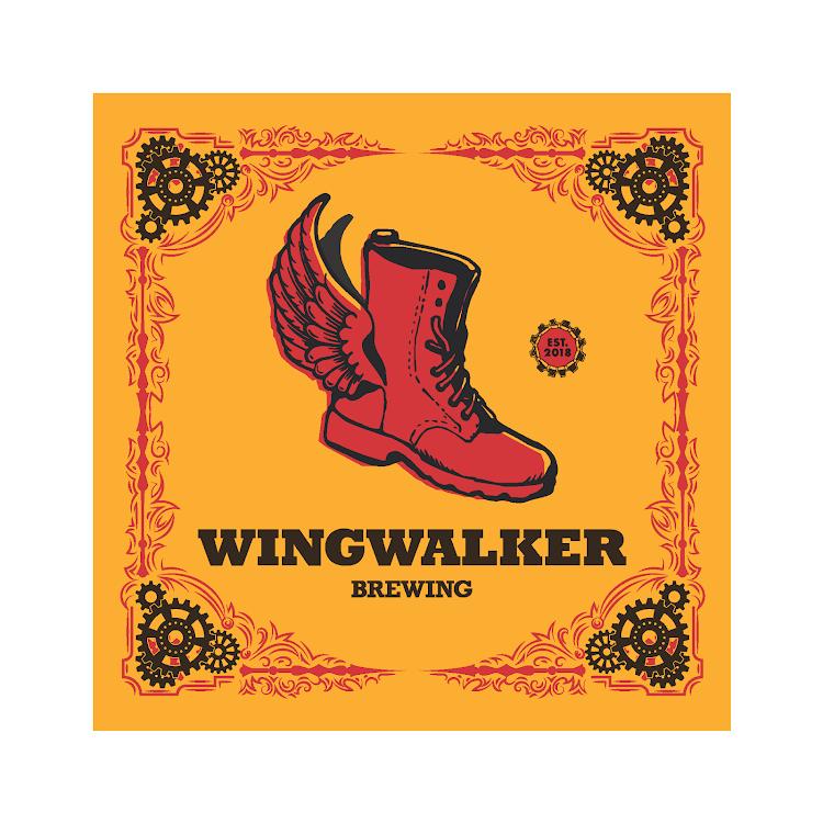 Logo for Wingwalker Brewery