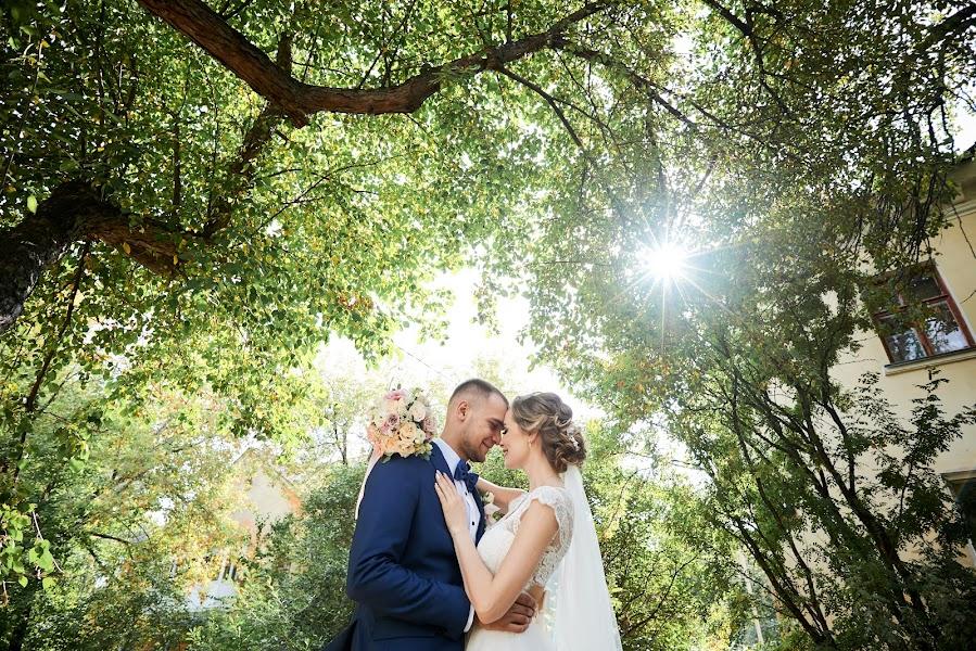 Bryllupsfotograf Vladimir Borele (Borele). Bilde av 05.10.2018