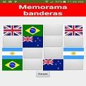 memorama banderas icon