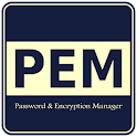 PEM - Password and Encryption icon