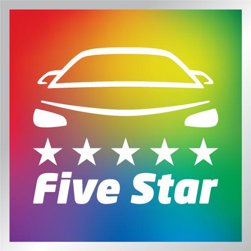Réseau de carrossiers Five Star