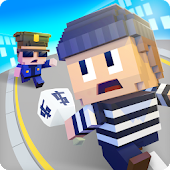 Blocky Cops icon