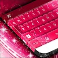 Pink Keyboard Fancy Theme icon