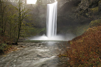 Photo: Silver Falls State Park - South Falls