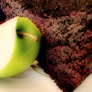 Chocolate Cherry Zucchini Cake