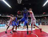 Mechelen Kangoeroes lijdt op eigen terrein eerste nederlaag van het seizoen