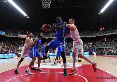 Kangoeroes Basket Mechelen haalt Amerikaanse forward binnen voor volgend seizoen