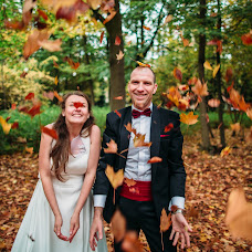 Wedding photographer Krzysztof Kozminski (kozminski). Photo of 20.10.2015
