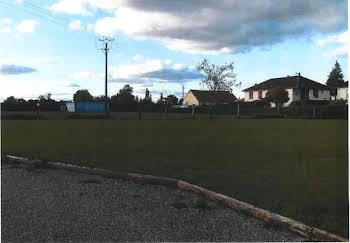 Terrain à bâtir 1203 m2