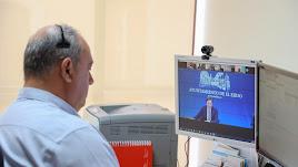 El alcalde de El Ejido y el portavoz municipal.