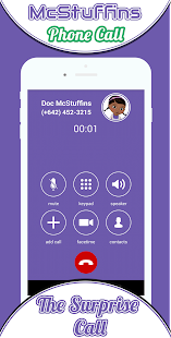 Phone Call From Mcstuffin Little Doctor - náhled