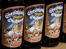 In Germany this is called Christkindl Market Gluhwein and is often made with white...