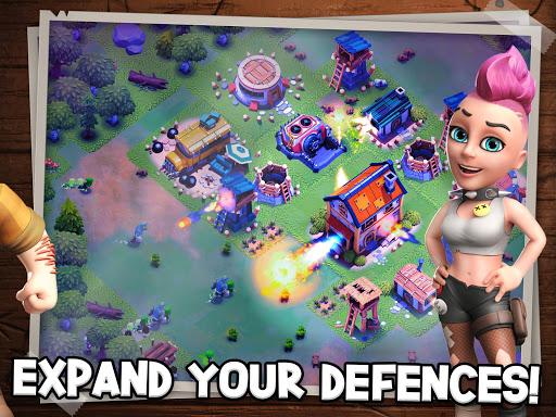 Download Survival City - Zombie Base Build and Defend MOD APK 9
