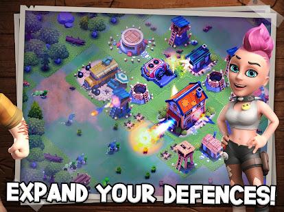 Survival City – Zombie Base Build and Defend 9