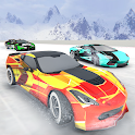 Snow Racing 2019: Horse, Cars, Snowmobile Race icon