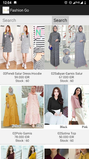 Screenshot for Fashion GO Tanah Abang in United States Play Store