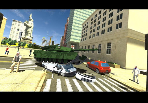 Crime Wars S. Andreas 1.2 screenshots 2