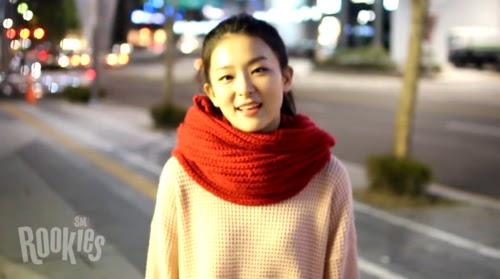 Red Velvet Seulgi predebut