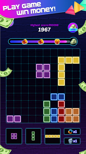Color Block u2013 Block Puzzle & Brain Test to Big Win screenshots 1
