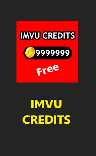 Free Credits For IMVU 2019 hack tool