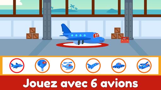 Code Triche Carl le Super Jet: Jeu d'Avion de Sauvetage APK MOD screenshots 4