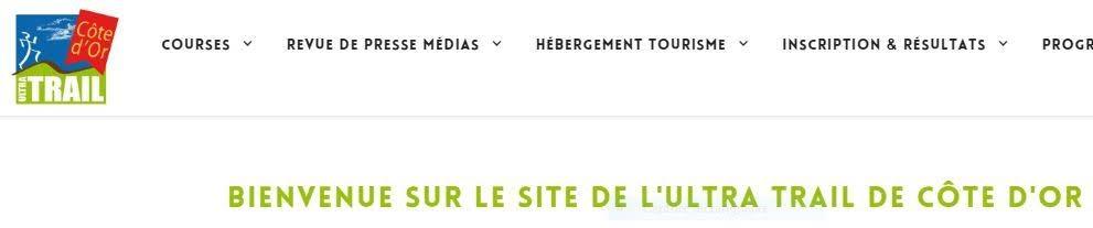 site organisateur