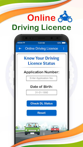 Download & Install Online Driving License Apply App for free