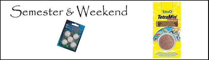 Semester & Weekend