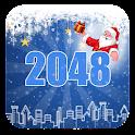 2048 Navidad 2016 icon