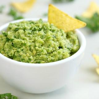 Kale And Parmesan Hummus.