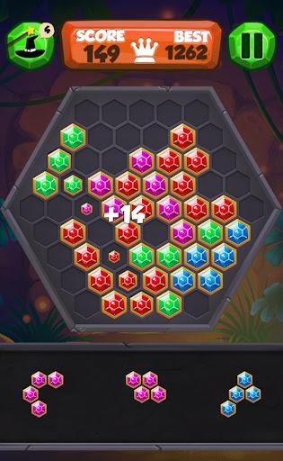 Block Hexa Puzzle (Free) 1.0 screenshots 2